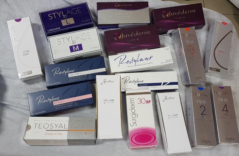 Препараты для контурной пластики губ